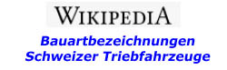 Wikipedia Bauartenbezeichnung