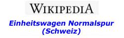 Wikipedia Einheitswagen Schweiz